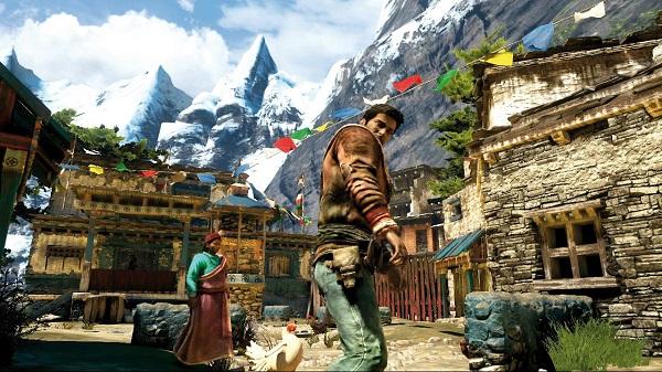 uc2 tenzin's village tibet
