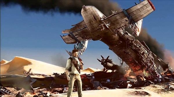 uc3 drake plane