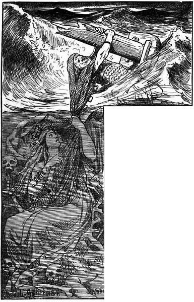 Ran by Johannes Gehrts (1901)