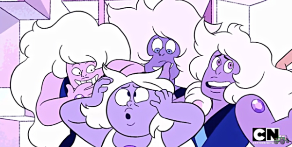 Steven Universe That Will Be All Amethysts