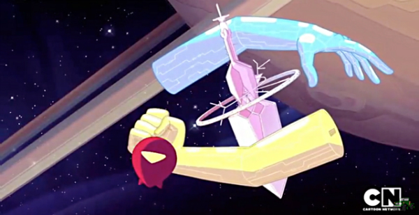 Steven Universe That Will Be All Departure