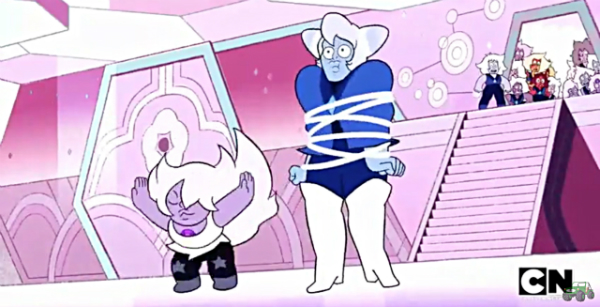 Steven Universe That Will Be All Tied Up