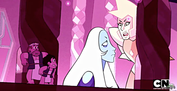 Steven Universe That Will Be All Yellow Diamond Lecture