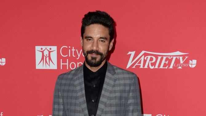Mandatory Credit: Photo by Stewart Cook/Variety/REX/Shutterstock (6035113ab) Clayton Cardenas Power of Latino, Arrivals, Los Angeles, USA - 28 Sep 2016