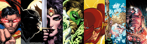How many females are here? / Image via DC Entertainment
