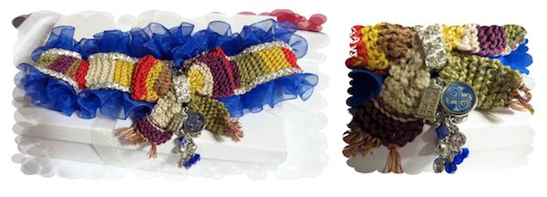 Fourth Doctor Garter