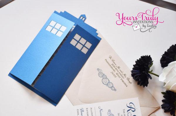 ca91c9ac2bdb Geeky Wedding Wednesday  DOCTOR WHO
