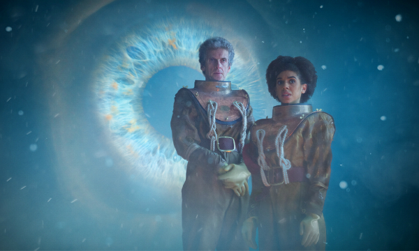 DOCTOR WHO THIN ICE PETER CAPALDI PEARL MACKIE