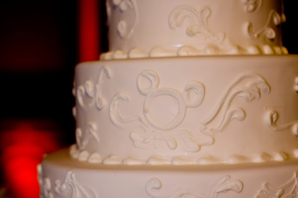 Mickey Filagree Cake