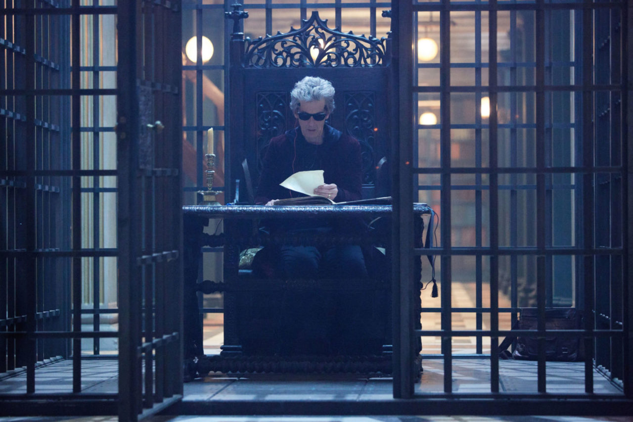 Extremis Doctor Who Peter Capaldi
