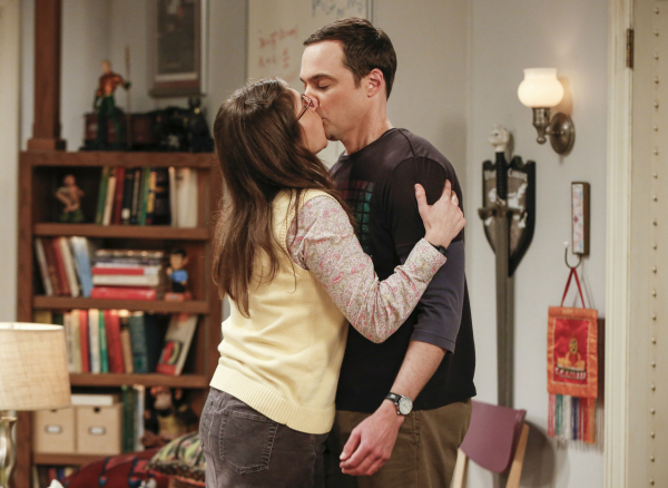 BIG BANG THEORY Recap Gyroscopic Collapse Shamy