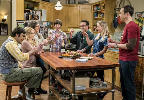 BIG BANG THEORY Recap Gyroscopic Collapse 3