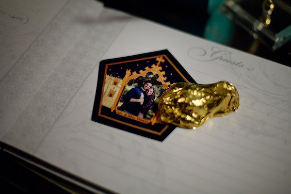 Chocolate Frog Favor