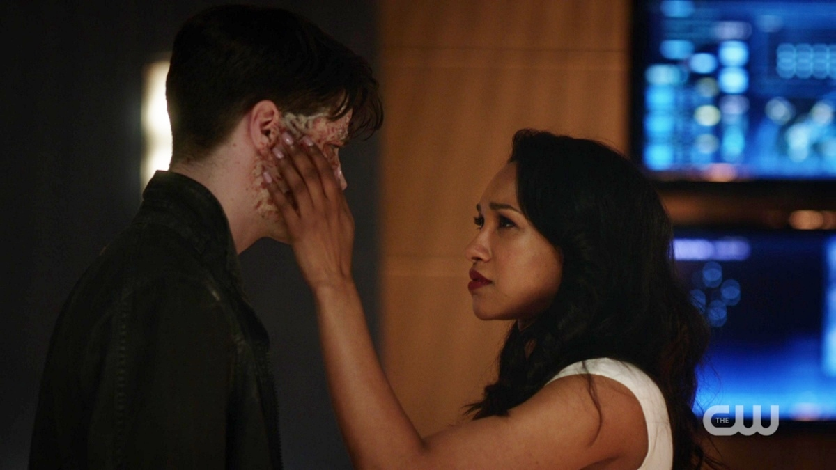 THE FLASH Season Finale Recap (S03E23) Finish Line