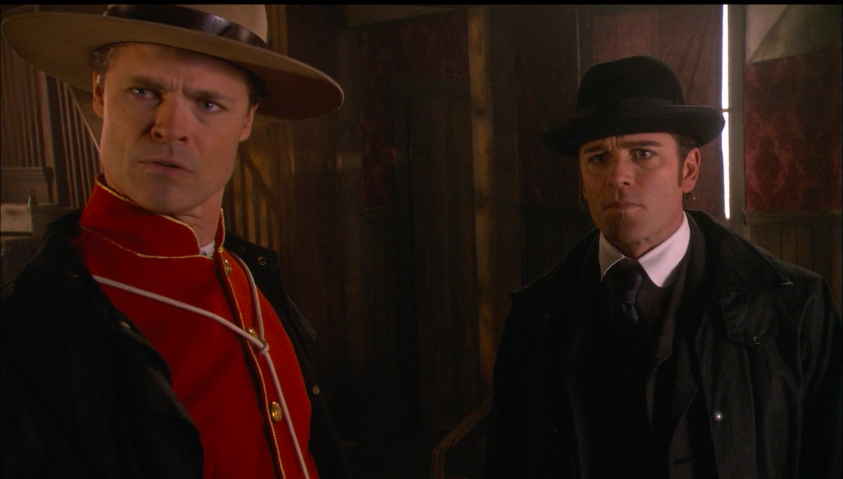 Image result for murdoch mysteries anything you can do