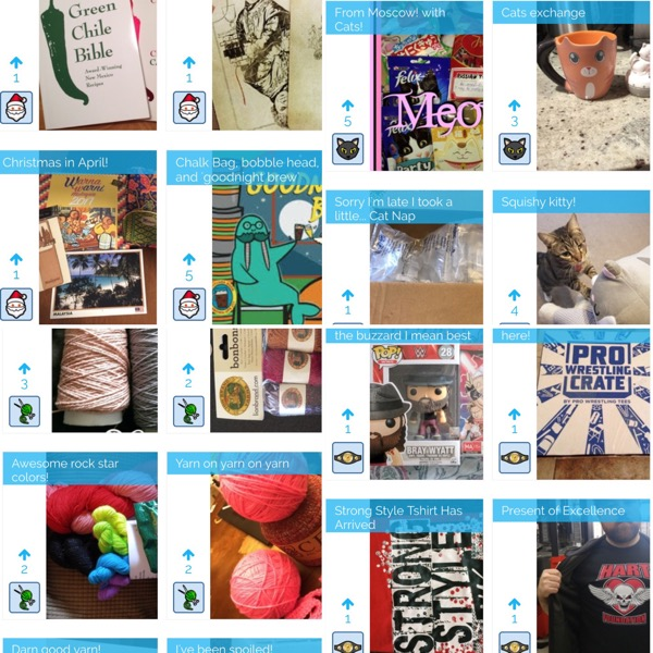 RedditGifts thumbnail collage