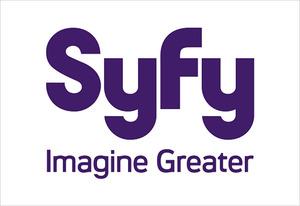Syfy SciFi Channel Logo