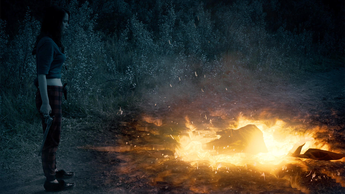 Wynonna Earp Keep Home Fires Burning Shadow Assassin Death