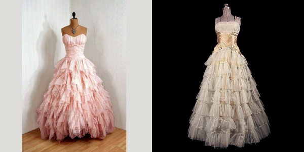 Yule Ball Wedding Dresses