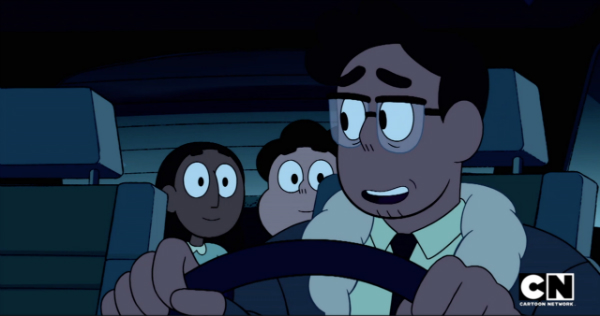 steven universe stakeout
