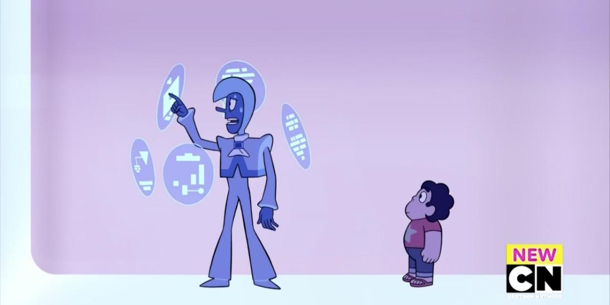 steven universe trial steven blue zircon
