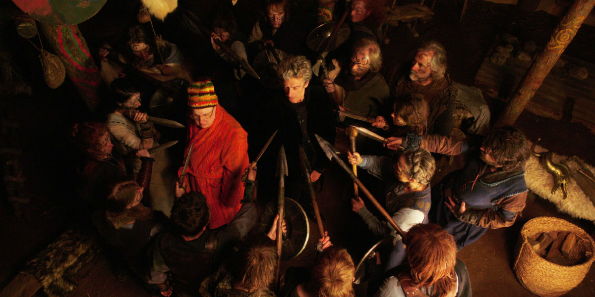 Doctor Who Nardole Light Eaters