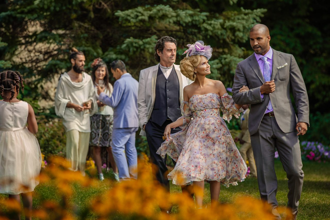 An Easter stroll (American Gods)