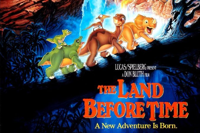 Netflix July 2017 The Land Before Time