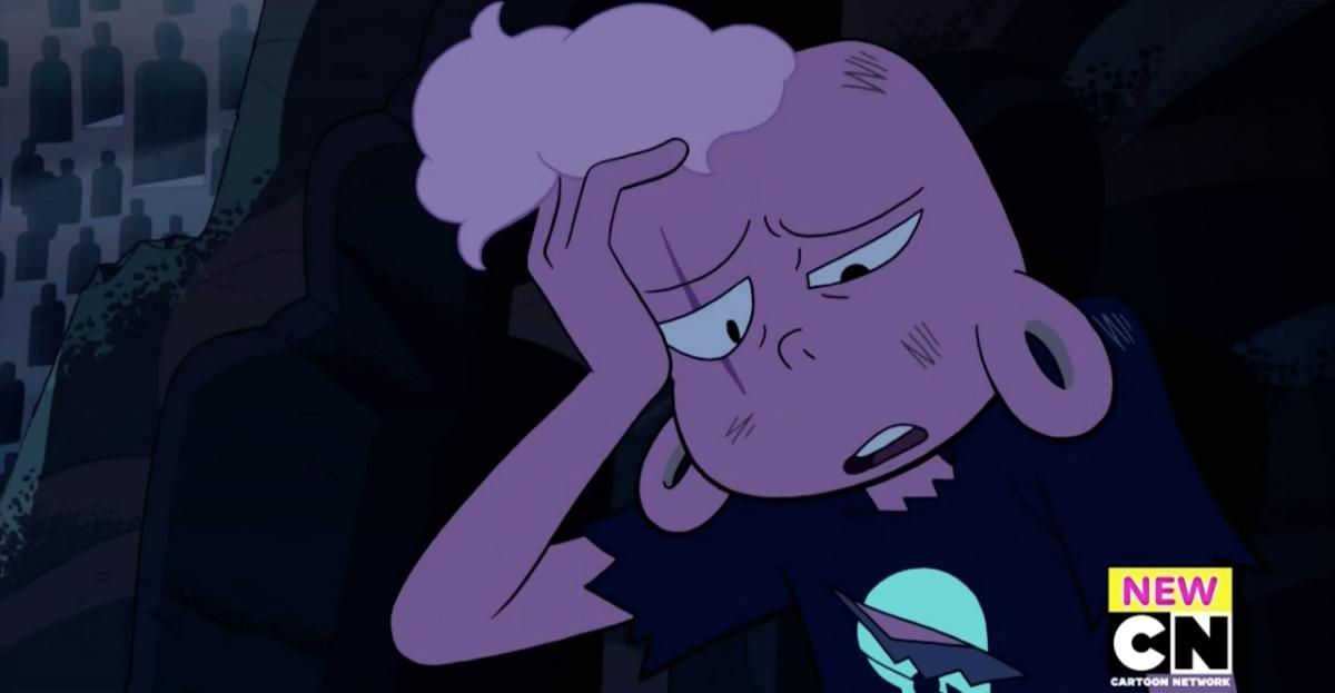 PINK LARS Steven Universe