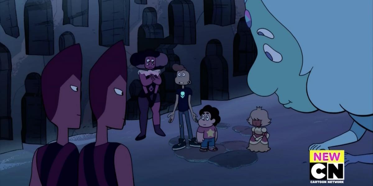 Steven Universe Off Colors
