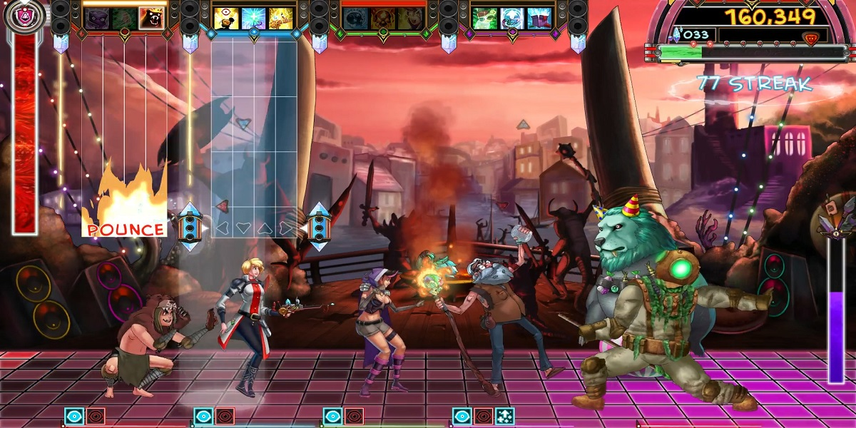 E3 2017: Hands-on with THE METRONOMICON: SLAY THE DANCE