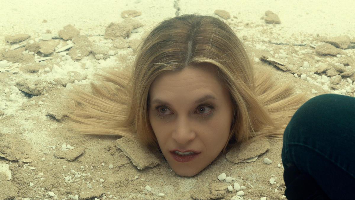 Wynonna Earp Bury Me with My Guns On Constance Clootie Buried In Salt