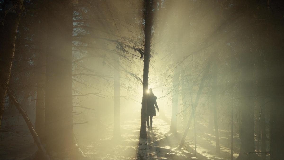 Wynonna Earp She Wouldn't Be Gone Wynonna Walks Into Light