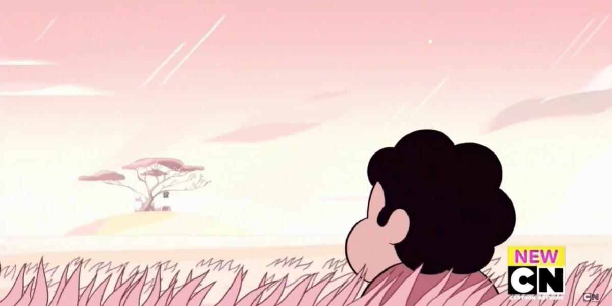 steven universe pink dimension