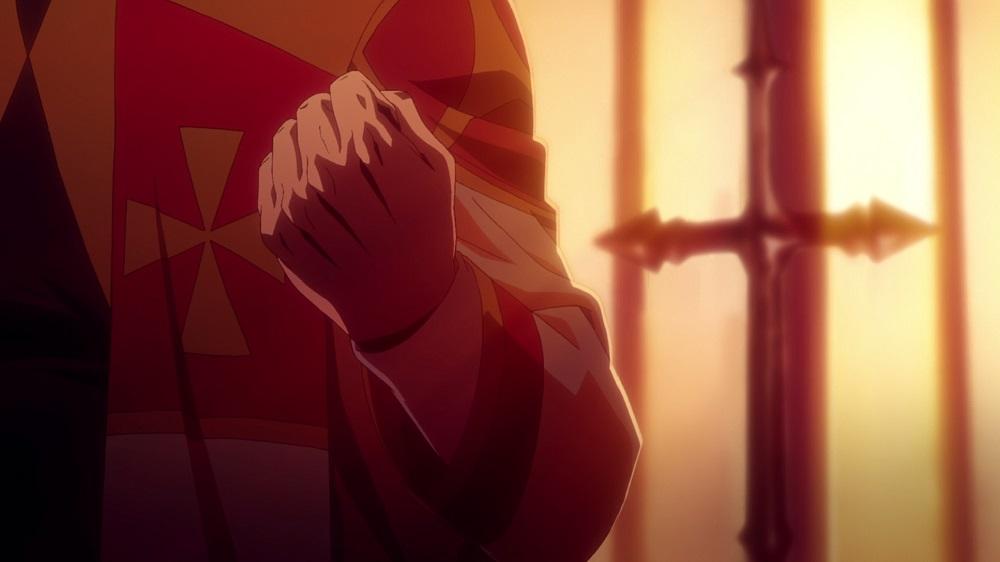 Seu Deus Está Morto! - As Desventuras entre o Cavaleiro da Morte e o Juiz do Inferno CastlevaniaS01E03b