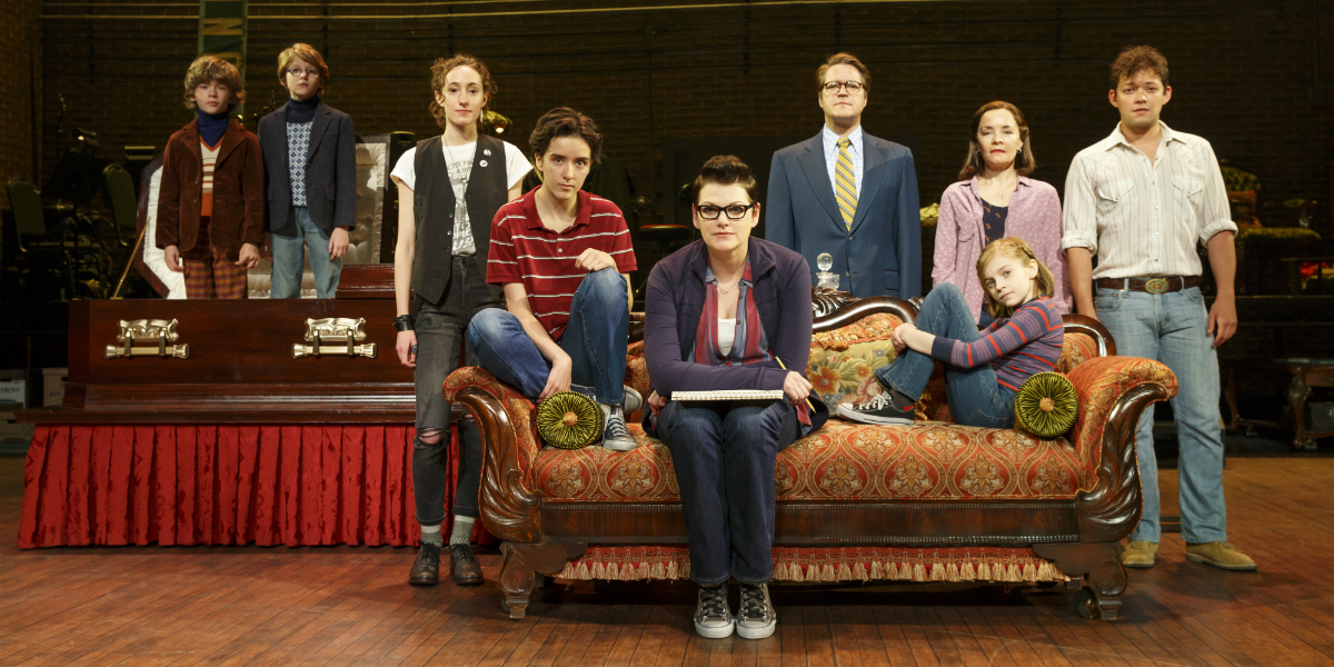 FunHome National Tour Company Joan Marcus