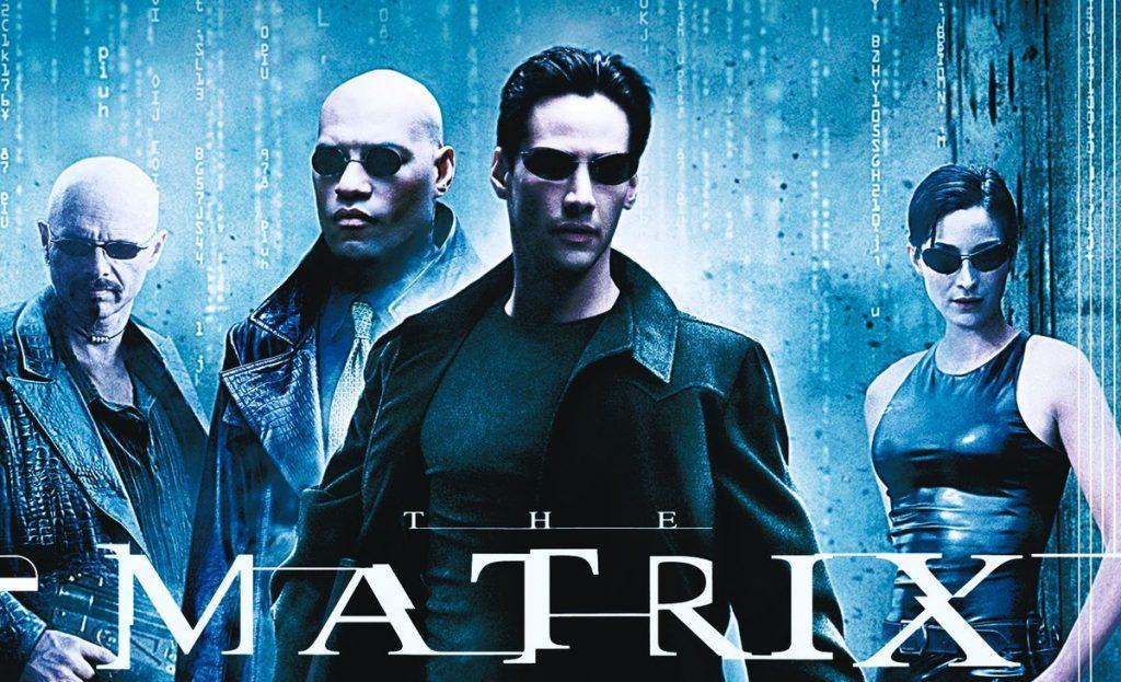 Netflix August 2017 The Matrix