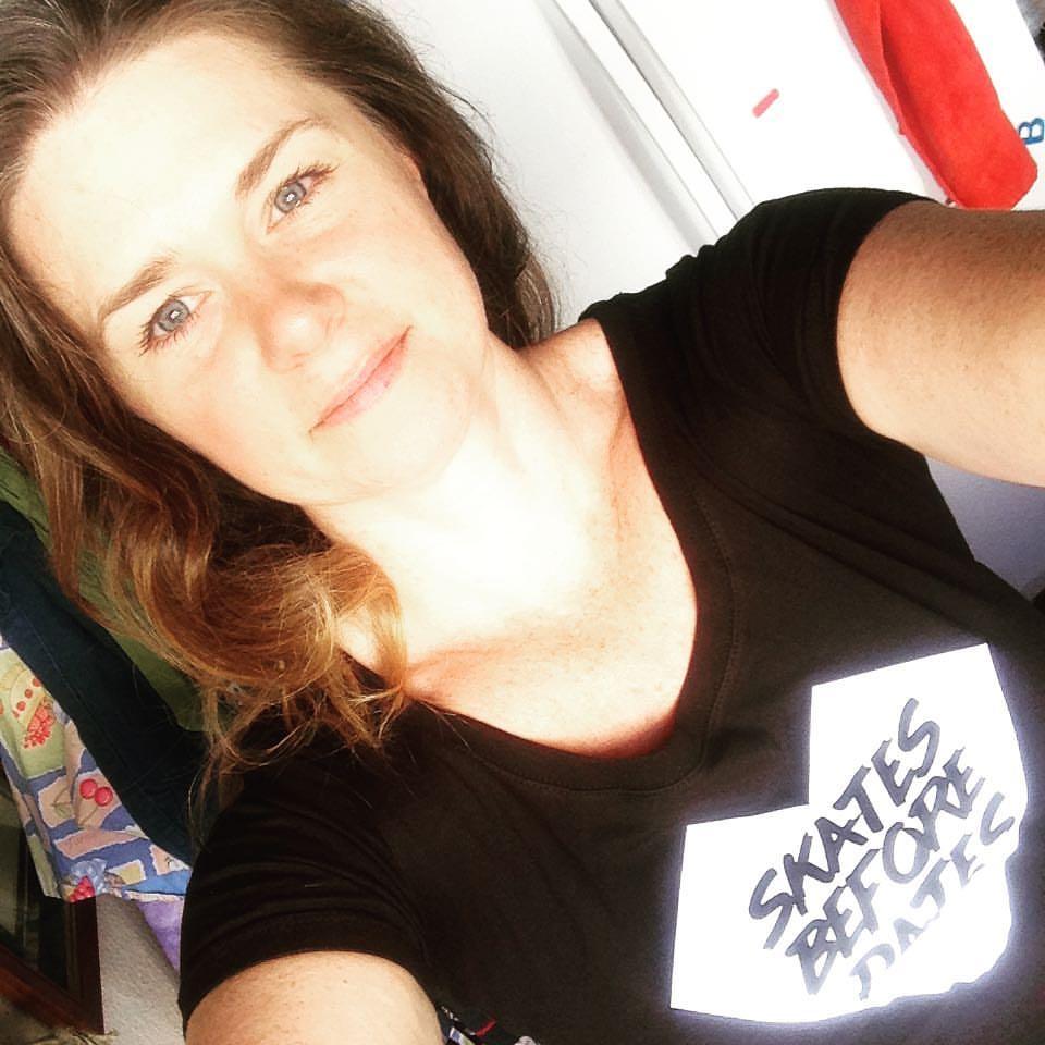 Geek Girl Authority Closet Skates Before Dates Blue Canary Creative TX