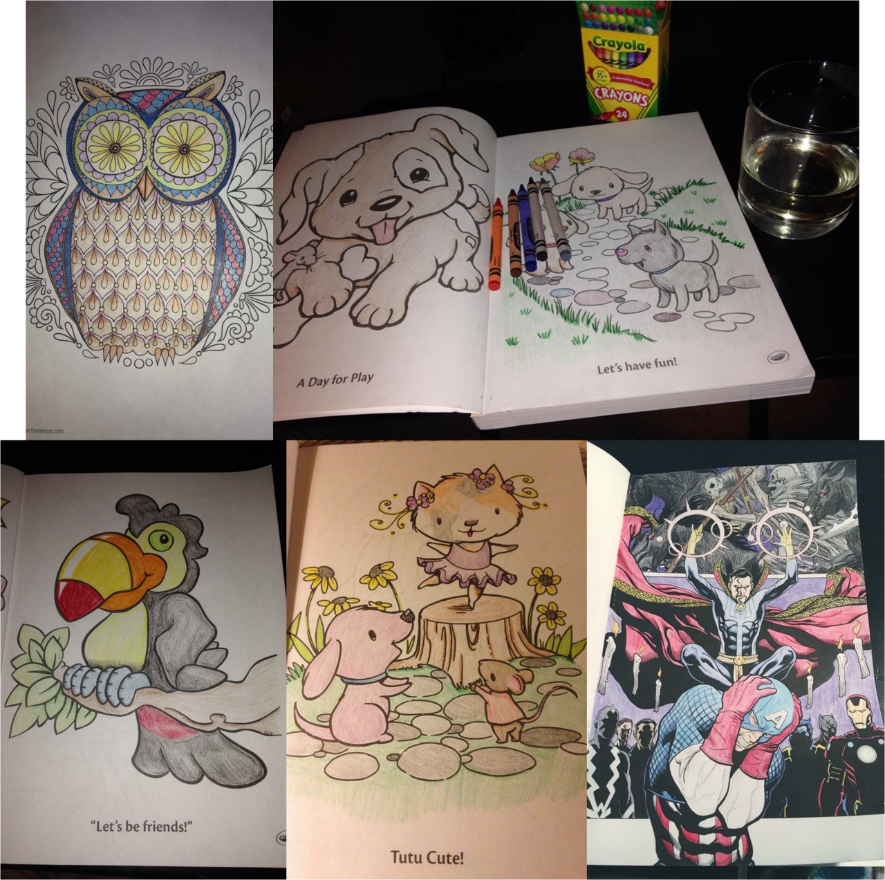 Geek Girl Authority Labor Day Activities and Ideas Coloring