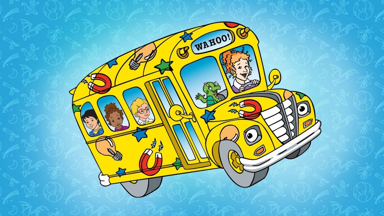 Netflix Scholastic Magic School Bus