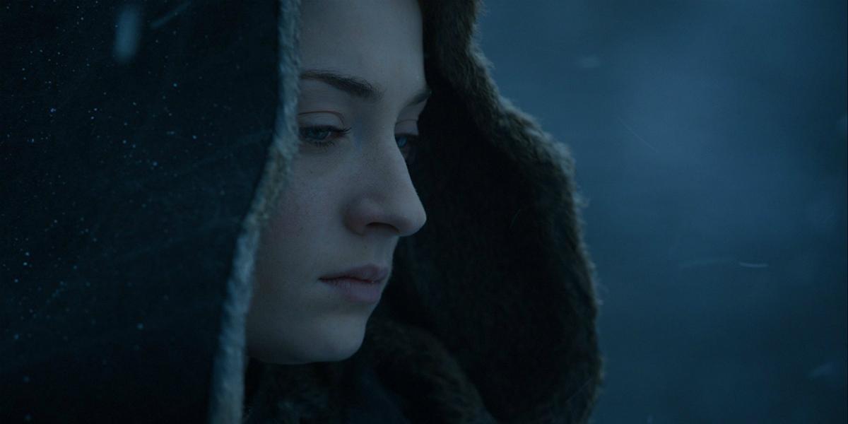 Sansa Stark GOT Season 7 Finale