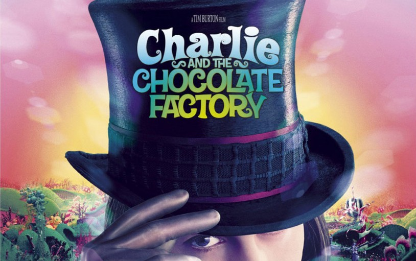 Charlie and the Chocolate Factory Netflix October 2017