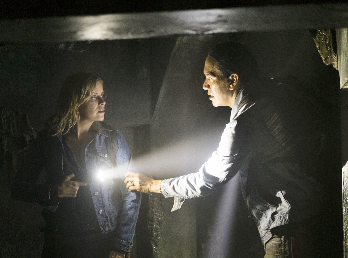 FEAR THE WALKING DEAD Recap (S03E11) La Serpiente