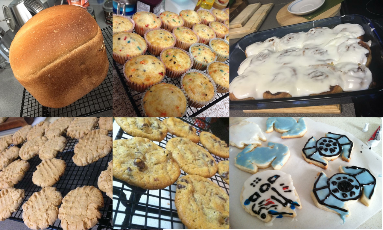 Geek Girl Authority Labor Day Activities and Ideas Baking
