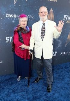 Star Trek Discovery Red Carpet Premiere Bjo John Trimble