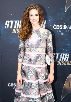 Star Trek Discovery Red Carpet Premiere Clare McConnell