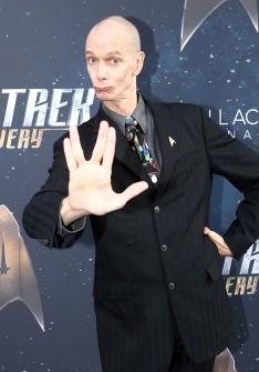 Star Trek Discovery Red Carpet Premiere Doug Jones