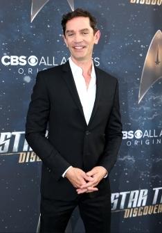 Star Trek Discovery Red Carpet Premiere James Frain