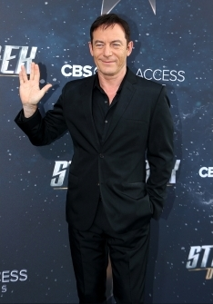 Star Trek Discovery Red Carpet Premiere Jason Isaacs