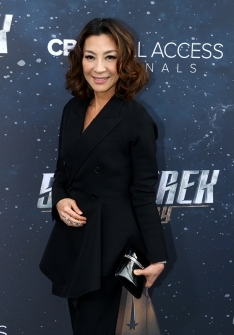 Star Trek Discovery Red Carpet Premiere Michelle Yeoh